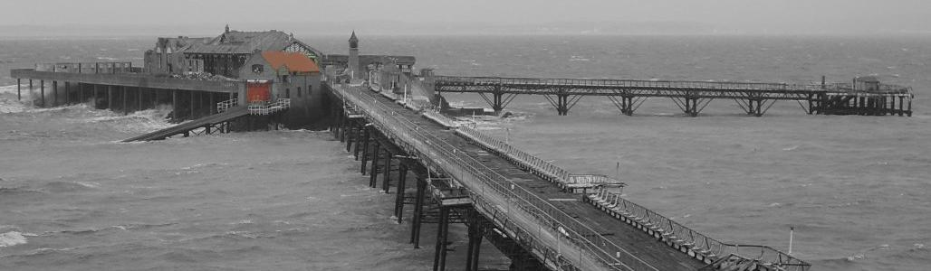 Birnbeck Pier – Weston-super-Mare