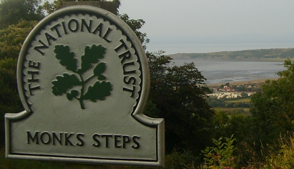 Monks Step, Worlebury, Weston-super-Mare.