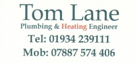 Tom Lane Plumbing and Heating Engineer - Weston-super-Mare.