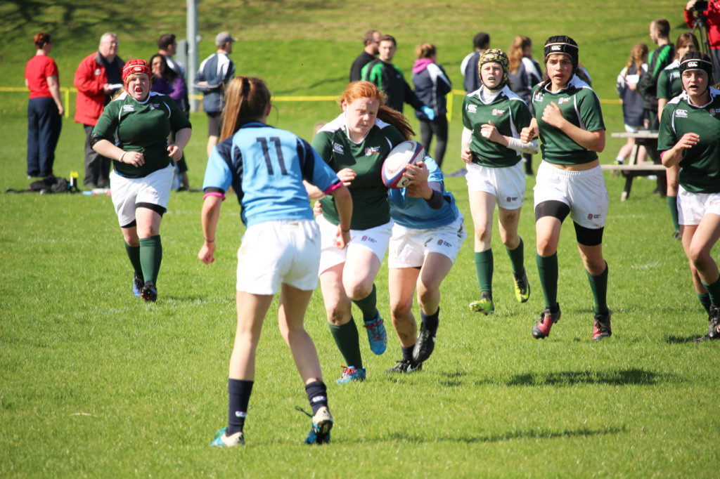 South West Rugby - Katie Reynolds