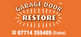 Garage Door Restore, Weston-super-Mare, Somerset.