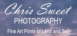 Chris Sweet Photography - Fine Art Prints of Land and Sea - Weston-super-Mare